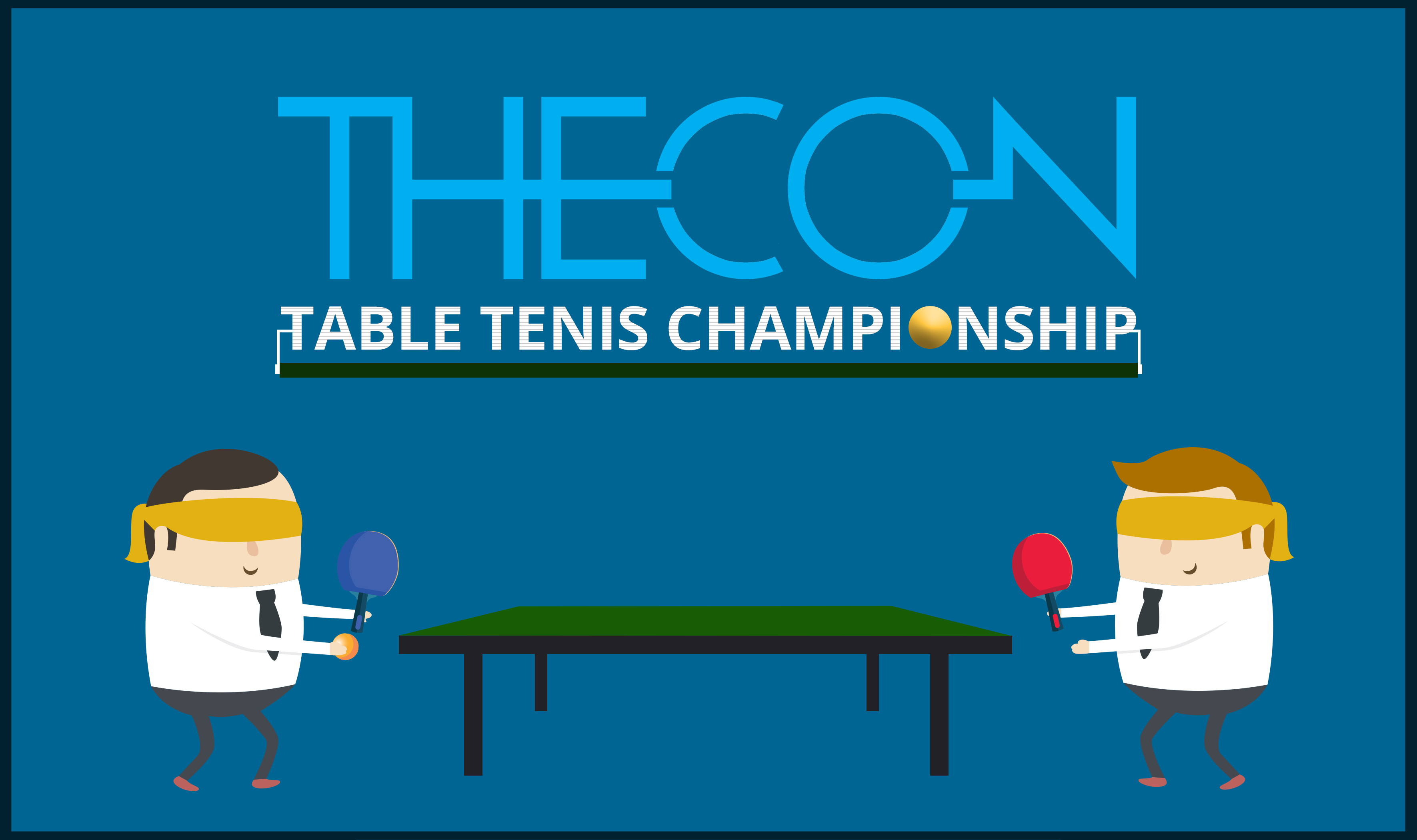 thecon table tenis championship