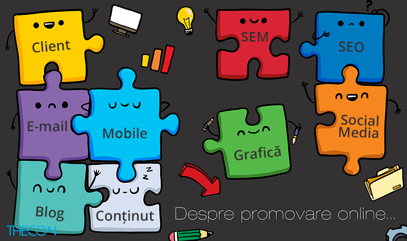 puzzle online marketing